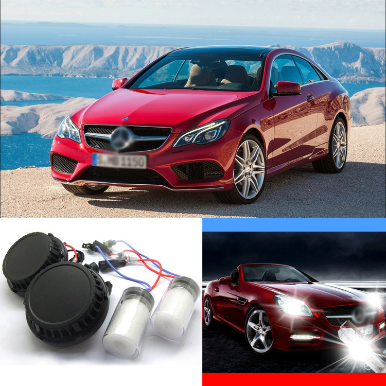 iPobooTech Generation All In One Lower Beam Error Free H7 HID Lights For Mercedes-Benz E200