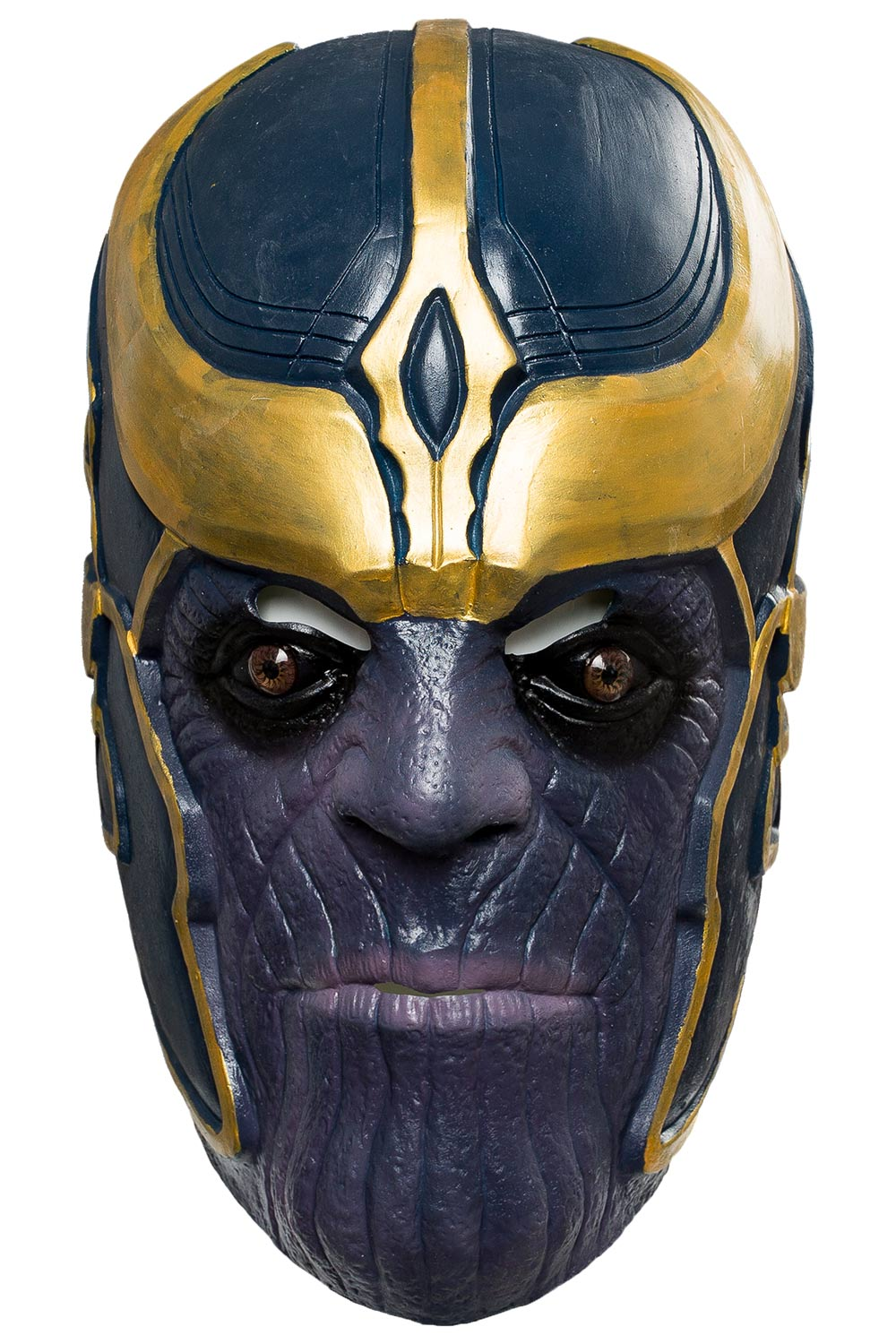 Avengers: Infinity War Cosplay Thanos Mask Infinity Gauntlet Cosplay Role Mask