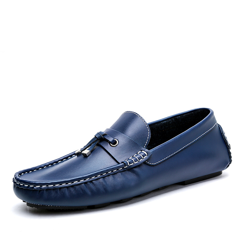 US 6-10 Soft  Leather Casual SLIP-ON Tassel Driving Loafer Fashion Men Bussiness Shoes korg ka 199