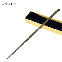 Stzhou Colsplay Metal Core Newest Quality Deluxe COS Harry Potter Magical Sirius Black Magic Wands Stick