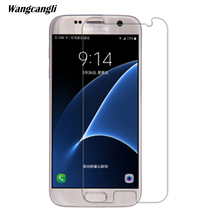 Tempered Glass For Samsung Galaxy  s7 A5 for samsung galaxy a5 2017 2.5D 9H Protective Film s9 screen protector