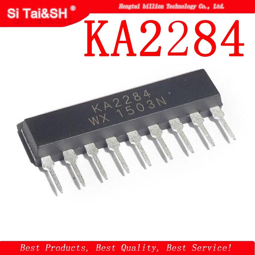 10pcs New KA2284 IC SIP-9