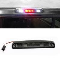 Car Rear Tail Light LED Rear Stop 14 LED High Brake Light Lamp For Ford F150 F250 F350 Bronco Smoke Lens Easy Installation