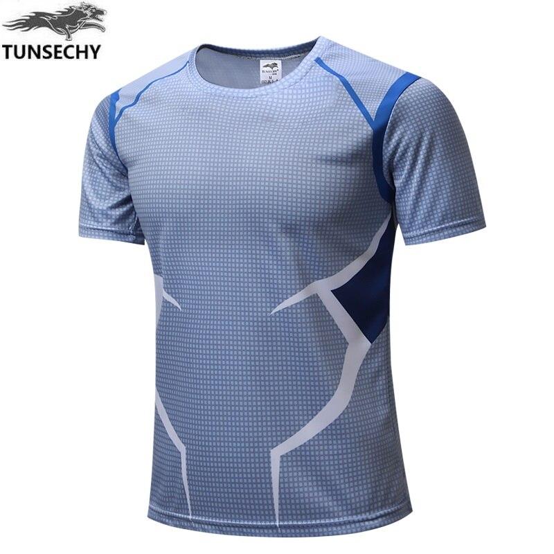 2016 NEW Top quality compression t shirts Superman Batman spider man captain America t shirt men