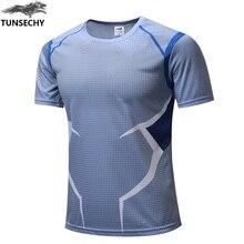 2016 NEW Top quality compression t-shirts Superman/Batman/spider man/captain America t shirt men fitness shirts men t shirts
