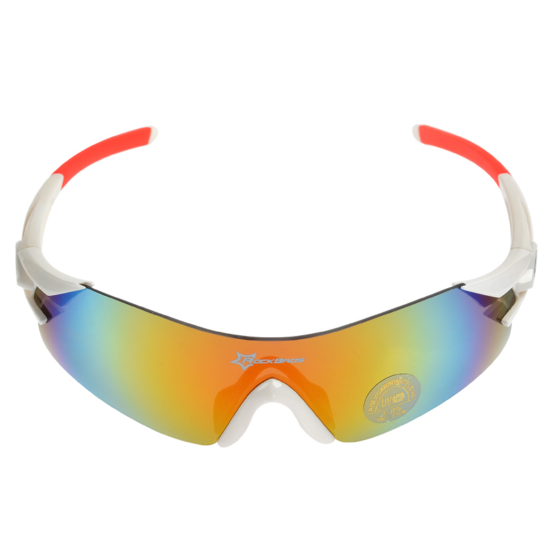 3846df63b69 ROCKBROS Colorful Cycling Riding Cycle Glasses Women s Men s Outdoor Sports  Bike Bicycle Windproof Sunglasses-in Cycling Eyewear from Sports    Entertainment ...