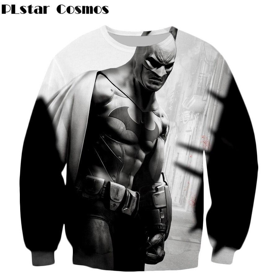 S DC Comics BATMAN Hoodie 5XL