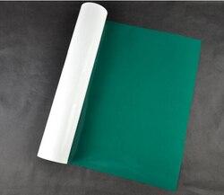 (0,5x5M) verde 2,5 metros cuadrados de vinilo de transferencia de calor de alta calidad para ropa PU película de vinilo para camisetas hierro en vinilo GR603