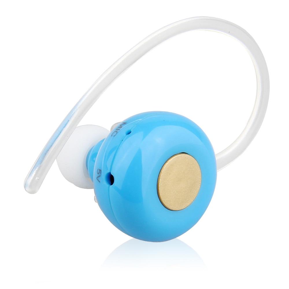 Mini Portable Wireless Handsfree Bluetooth Earphone In-ear Earhook Headphone Headset for iPhone Samsung Sony HUAWEI HTC high quality 2016 universal wireless bluetooth headset handsfree earphone for iphone samsung jun22