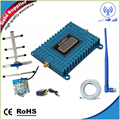 850 MHz Sinal de Telefone Celular Impulsionador Repetidor de Sinal UMTS 850 Conjuntos Repetidor De Sinal De Celular GSM 850 Sinal De Celular Repetidor Kits