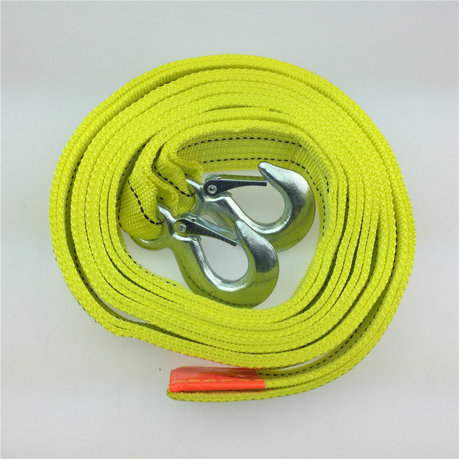 STARPAD For Car Trailer Rope 5 Ton 5m Double Layer Heavy Crossing Trailer With Rope Emergency Rescue Rope Repair Tool