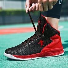 Men Basketball Shoes Zapatillas Hombre Sneakers Outdoor New Jodran 13 Anti-Slip