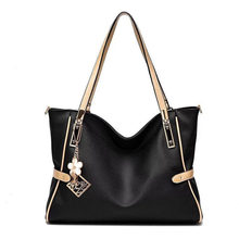 New Fashion design ladies shoulder bag Women Handbags Ladies Bags Bags For Women Shoulder Bags Female Big Tote Sac A Main Famous