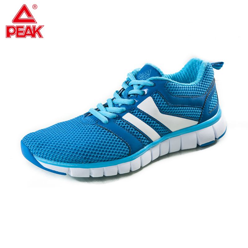 137c30b12e PEAK Men s Running Shoes Cool Free Breathable Sport Trainers-in ...