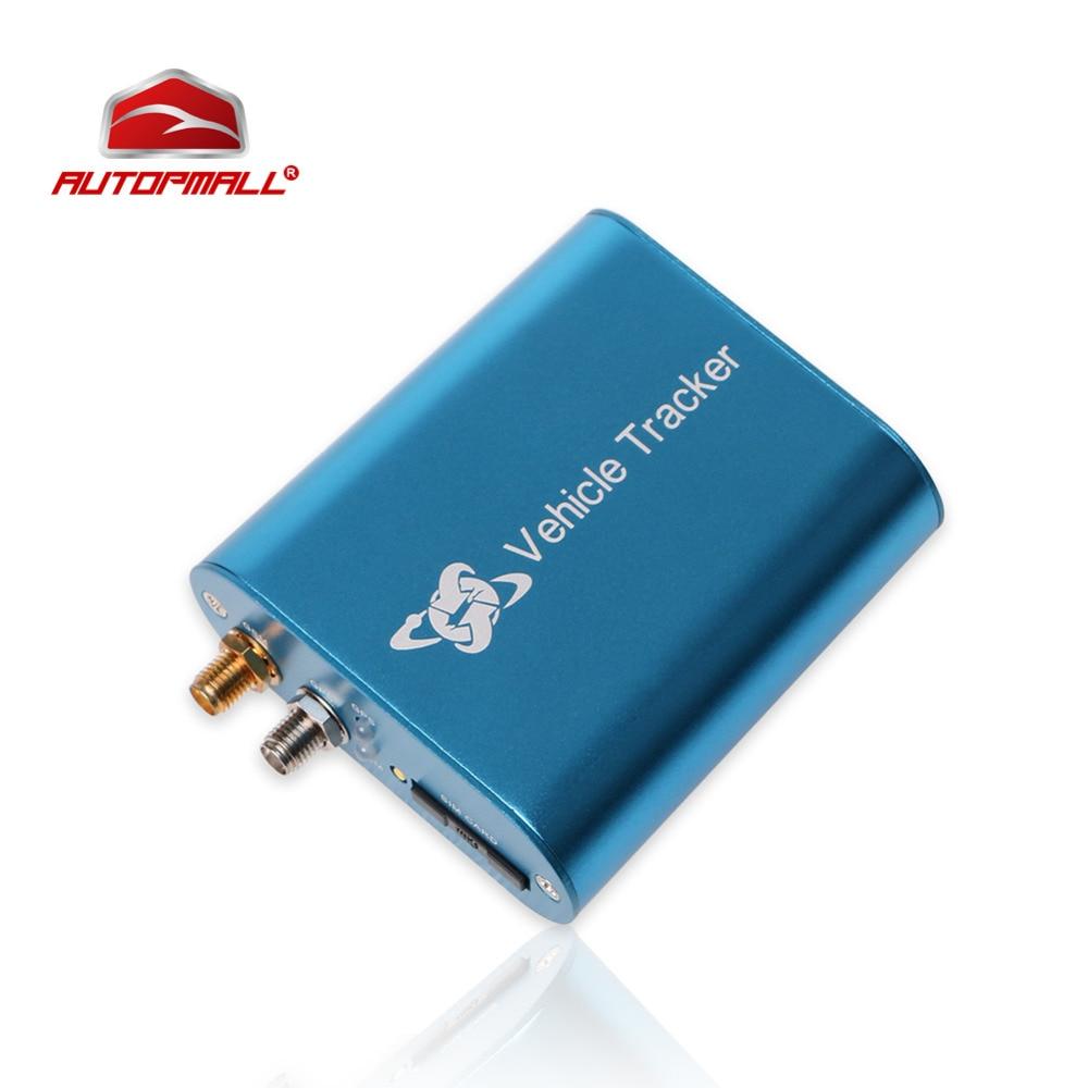 Автомобиль GPS трекер PT502 GPS/GSM/GPRS устройства слежения в режиме реального времени отслеживать хорошо работать с ФМС SOS сигнал тревоги Скорость