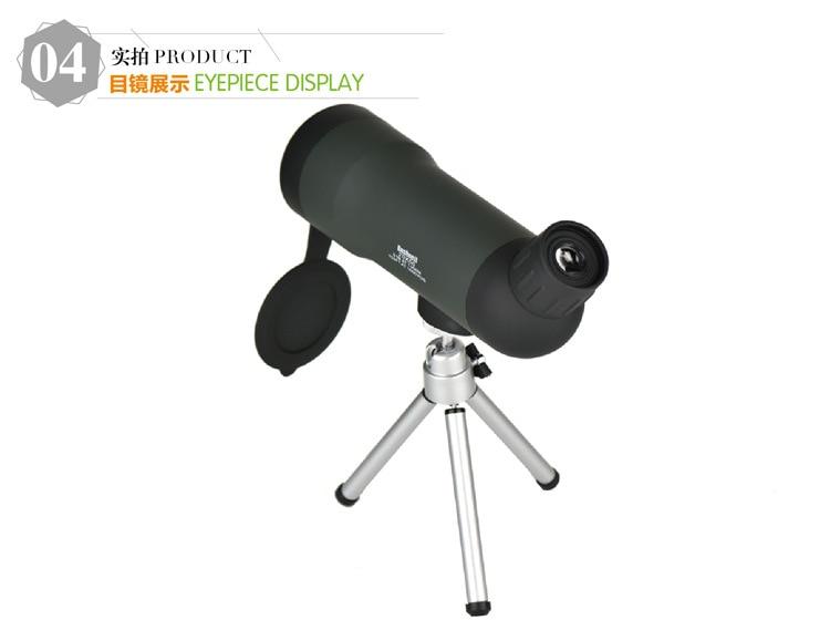 Kualitas 20x50 Zoom HD Bermata Teleskop Luar Ruangan Dengan Tripod - Berburu - Foto 3