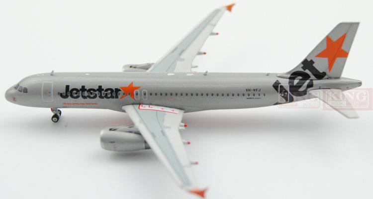 Phoenix 11055 A320 VH-VFJ 1:400 Australia Jetstar commercial jetliners plane model hobby