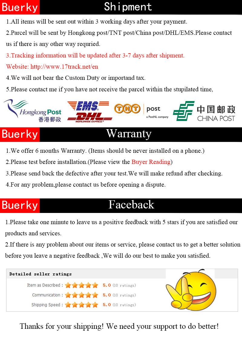 Buerky-BK-phone-parts