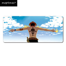 Anime One Piece Mouse Pad Mouse Mat-Soft Rubber Speed Mouse pad Gamer Mouse Pad Large Size 800*300MM