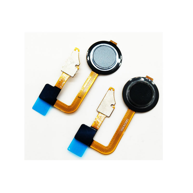 Original New Sensor Flex Cable For Htc Google Pixel 2 Fingerprint Flex Cable Home Menu Button Flex Cable Repair Parts Pontiac American