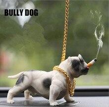 Новый автомобиль собака украшения творческой личности высокого Класс интерьер автомобиля Модные моделирования Собака Кукла интерьерная аксессуары украшения