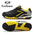 TIEBAO Brand Professional Soccer Shoes Outdoor Sport Men Women TF Turf Adult Football Boots Athletic Training Sneakers EU 39-44