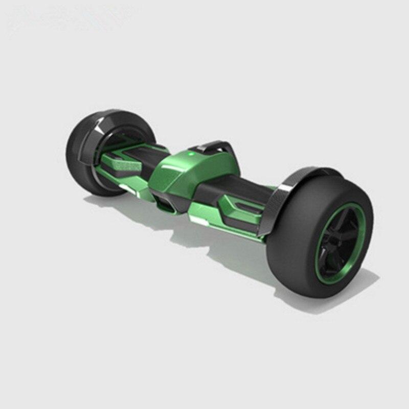 Bluetooh новый 2 большие колеса самостоятельно баланс Электрический скутер 6,5 дюйма бездорожье ХОВЕРБОРДА escooter
