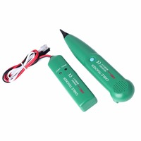 New Telephone Phone Wire Network Cable Tester Line Tracker with carrying bag for MASTECH MS6812 Wholesale|Networking Tools| |  -