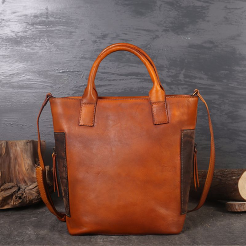 Genuine Leather Women Handbags Tote Bolsa Feminina Fashion Designer Side Zip Crossbody Bags Messenger Bag Sac a main women tote bag designer luxury handbags fashion female shoulder messenger bags leather crossbody bag for women sac a main