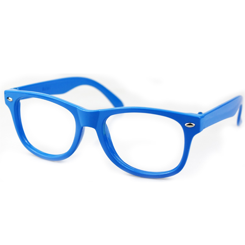 Free Eyeglass Frames And Lenses : Free Shipping Unisex Candy Color Cartoon Cute Eyeglasses ...