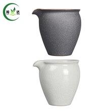9×9 cm Ru Yao Porzellan Gong Dao Bei Tee Tasse Keramik Oolong-Tee Tasse 200 ml