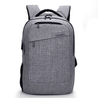 SAMI STUDIO 17.3 Inch Laptop Backpack with USB Charging Port Multi compartment Travel Rucksack School Bag for Teenager