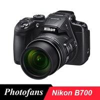 Nikon COOLPIX B700 цифровой Камера 20.2MP 60x Оптический зум 3,0 с переменным углом ЖК дисплей видео 4k Wi Fi (Новый)
