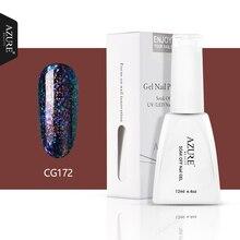 Azure Beauty Galaxy Nail Gel Polish Semi Permanent Chameleon