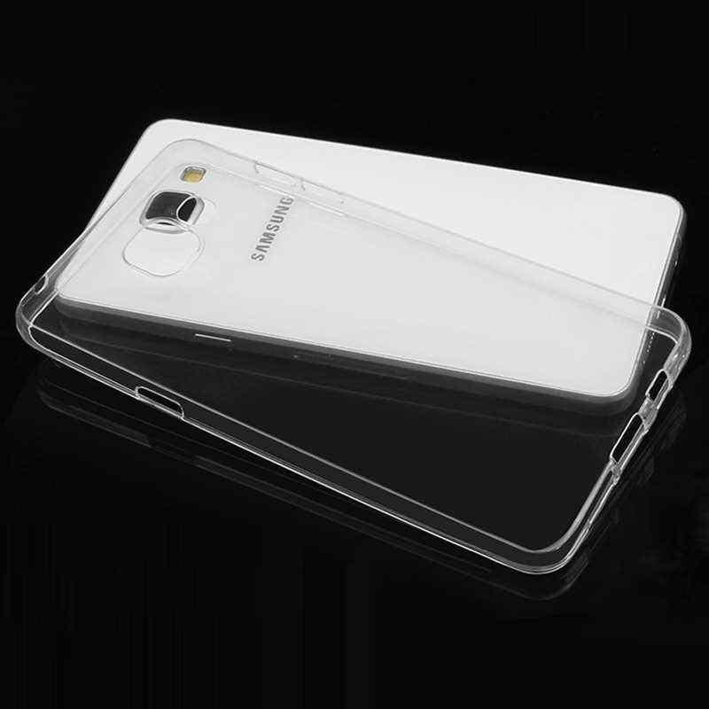 2018 Slim clara suave TPU para Samsung S3/S4/S5/S6/S7/S8/S9 a5/A9 J3/J3110/J5/J7 nota 3/4/5/caso Plus transparente teléfono caso