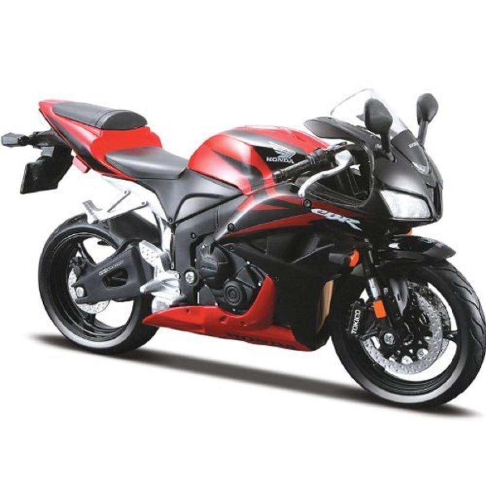 Maisto 1 12 Honda CBR600RR 31154 MOTORCYCLE BIKE Model FREE SHIPPING