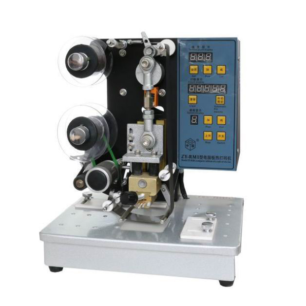 electric cording machine can replace the words and delay time