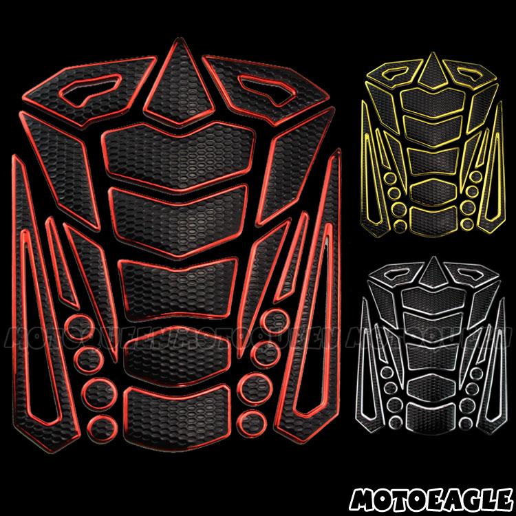 Motorcycle Gas Fuel Oil Tank Pad Protector Decals Sticker For Kawasaki ZX-6R 9R 10R 12R 14R Ninja 250 650 Z750 Z800 Z900 Z1000