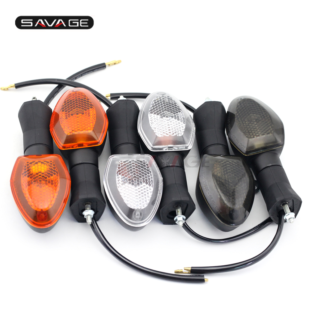 Front / Rear Turn Signal Indicator Light For <font><b>SUZUKI</b></font> <font><b>GSX</b></font>-<font><b>R</b></font> <font><b>600</b></font>/<font><b>SRAD</b></font> <font><b>GSX</b></font>-<font><b>R</b></font> 750 K1/K4 <font><b>GSX</b></font>-<font><b>R</b></font> 1000 GSXR Motorcycle Accessories Lamp image
