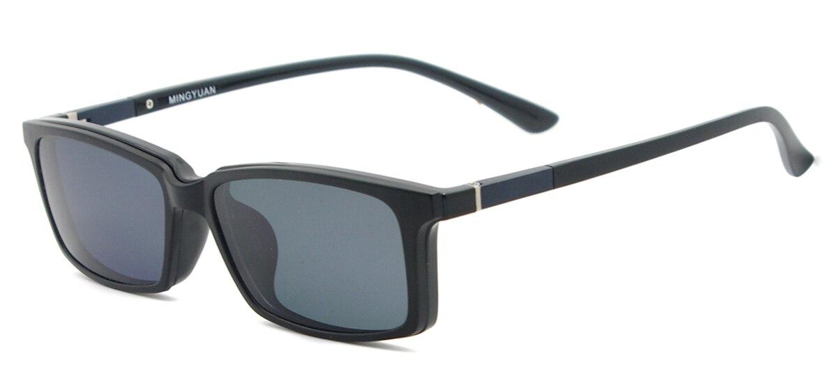 TendaGlasses Leve Flexível Retangular TR90 Prescrição Armação dos ... 1eec29ea59