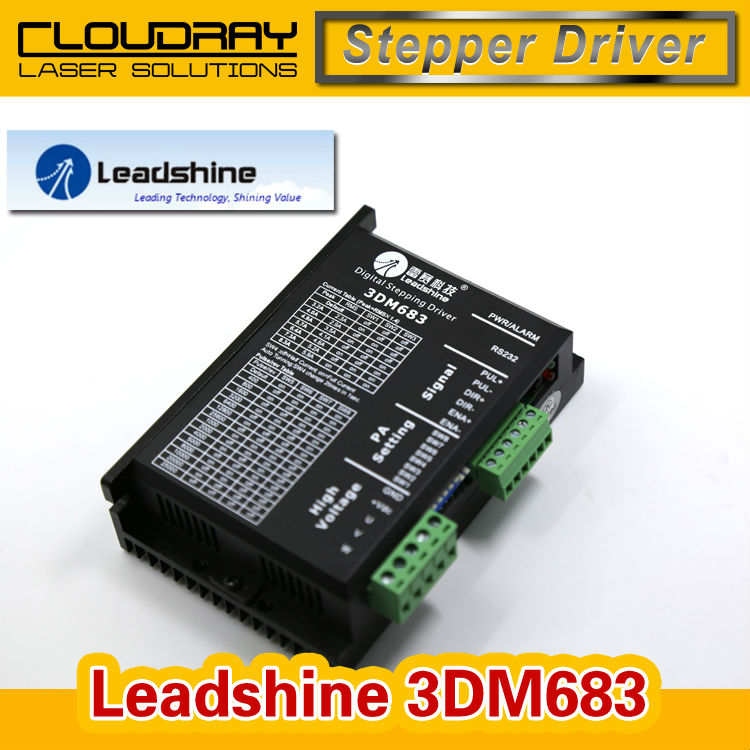 ФОТО Leadshine 3 Phase Analog Stepper Driver 3DM683