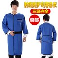 Lead aprons radiation suit genuine medical x-ray CT X -ray protective clothing oral dental x-ray protective lead aprons