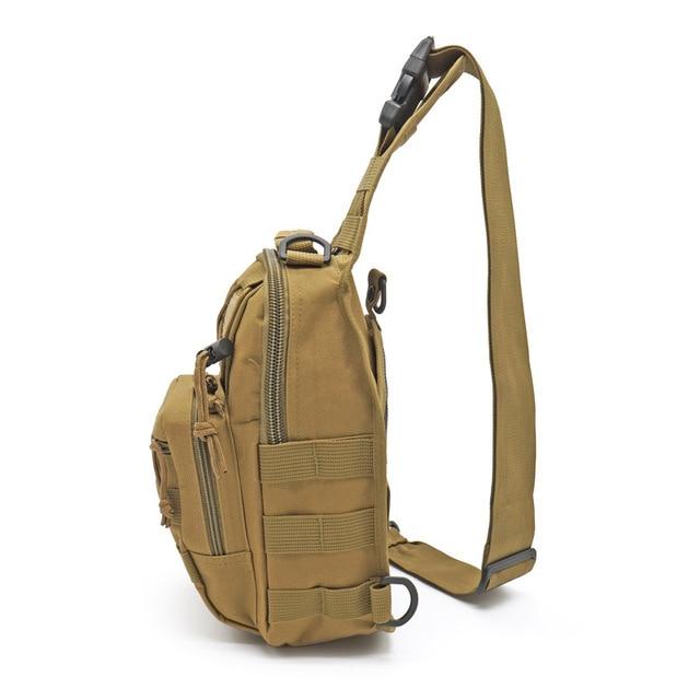 Hiking Trekking Backpack Sports Climbing Shoulder Bags Tactical Camping Hunting Daypack Fishing Outdoor Military Shoulder Bag 3