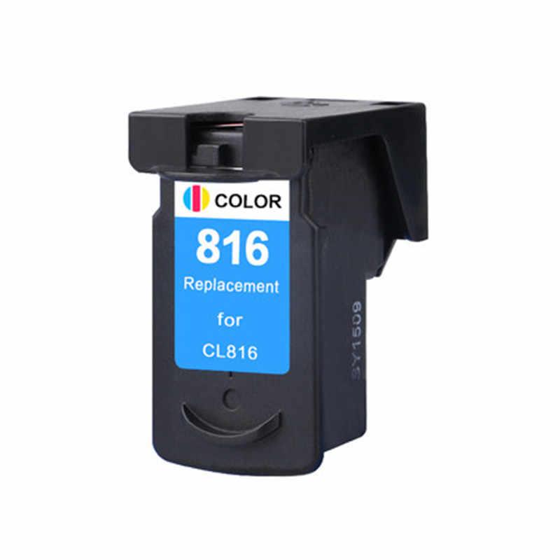 2PK Cartucho de Tinta Compatíveis para Impressoras Canon PIXMA PG 815 CL 816XL IP2780 IP2788 IP2700 MX348 MX358 MX368 MX428 MX418 a jato de tinta