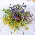 48cm Beatuful Plastic Little Flower Artificial Flower For Flower Plant Home Party casamento Decoration DIY