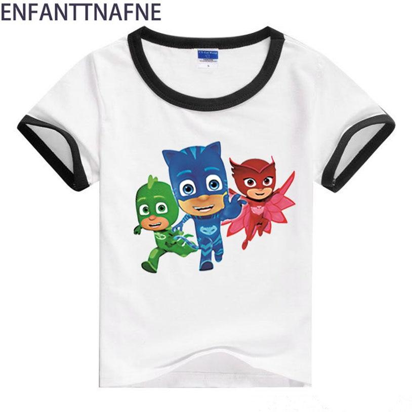 Meisjes top tees 12M-8T jongens t-shirt korte mouw t-shirt zomer - Kinderkleding - Foto 3