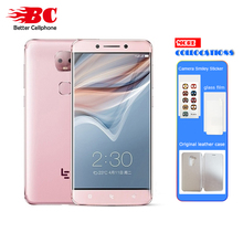Original Letv LeEco Le Pro 3 X651 Dual Camera AI Edition Smart Phone Helio X23 Ten