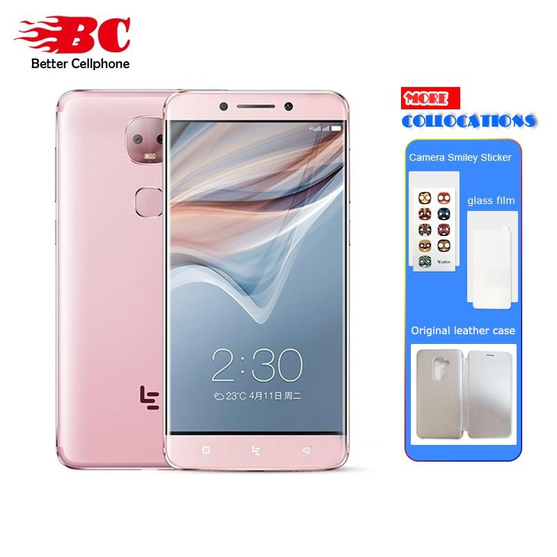 Original Letv LeEco Le Pro 3X651 Dual Kamera AI Edition Smart Telefon Helio X23 Zehn core RAM 4 gb ROM 32 gb 4000 mah 5,5 zoll 13MP