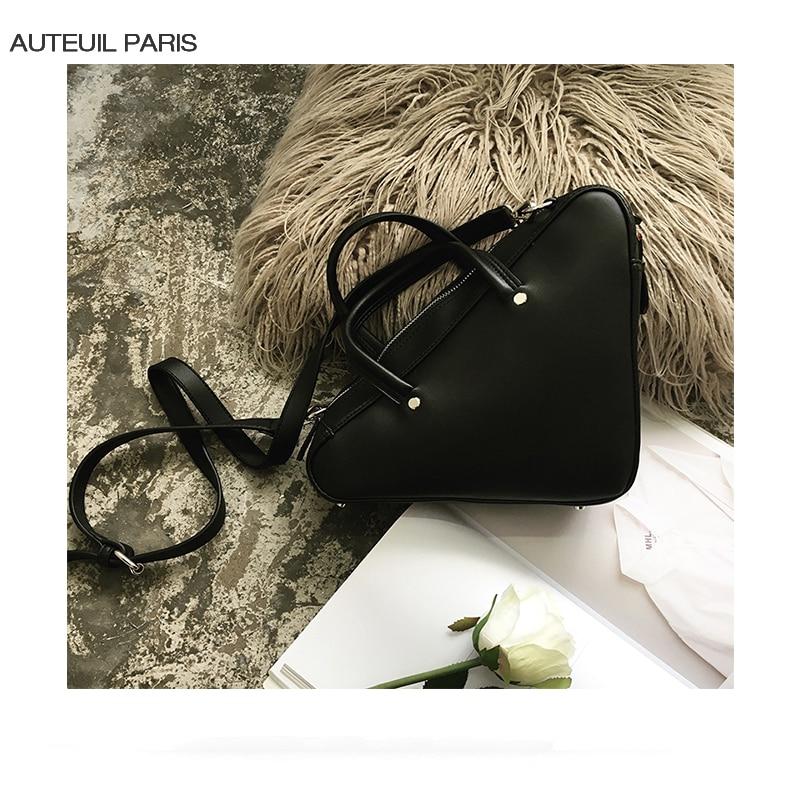 Female zipper Leather Bags handbags Designer Women famous brands Ladies Portable Shoulde ...