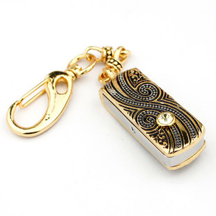 16gb exude rotating crystal usb flash drive keychain usb flash drive personalized birthday gift male usb flash drive